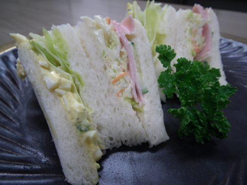 サンドイッチ3