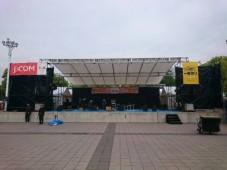 本日12:00、『第16回神戸新開地音楽祭』開幕です!!!!!