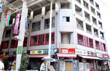 12 クアトロ神戸(店舗+集合住宅)