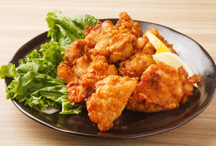大分のからあげ、高知の鯵寿司など郷土料理やおふくろの味で心まで温かく