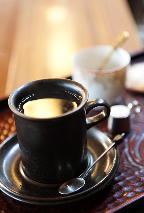 老舗割烹譲りのヘルシーな和の定食が人気「割烹喫茶 大力」