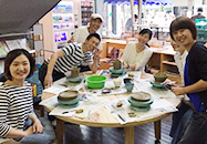丹波立杭焼の窯元とつくる「陶芸体験講座」