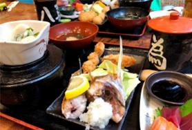 神戸新開地・喜楽館と愉しむ「ザ・シンカイチツアー」12:00 八喜為(昼食