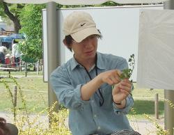 高野哲司(日本自然保護協会自然観察指導員)