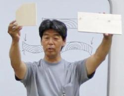 谷裕之(木工雑貨 Wood-B 代表)