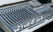 発表会やパーティなど、本格的な音響設備がさまざまな目的で使用できます