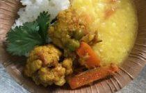 インド家庭料理『カナカナ』