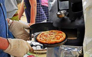 【12月5日】ガスボンベをリユースした本格PIZZA窯で焼く『ボンベPIZZA』が初出店!!!