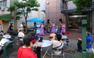 【8月7日】新開地土曜マルシェ、たくさんのご来場ありがとうございました!!!