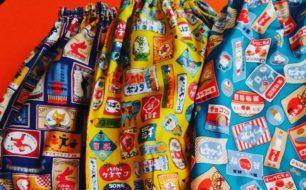 【8月7日】時間をかけて選んだ生地でつくるcicobirdさんのスカートや布雑貨!今月は昭和レトロシリーズ!