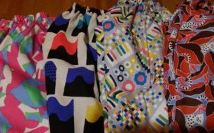 カラフルなスカートやアクセサリーなど、レギュラー作家さんたちの2月のイチオシ商品です!