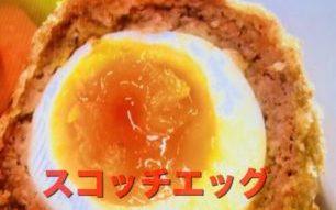 【3/9土曜マルシェ】今月のはっちゃんランチは『和牛のスコッチエッグプレート』です!